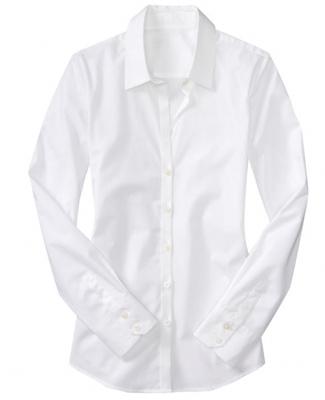 Πουκάμισο με γιακά - Steffen Schraut White collared shirt